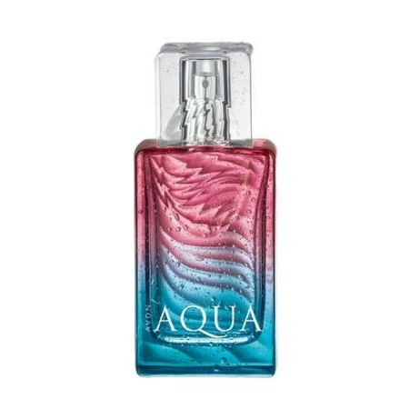 Avon Aqua for Her - Eau de Toilette for Men 50 ml