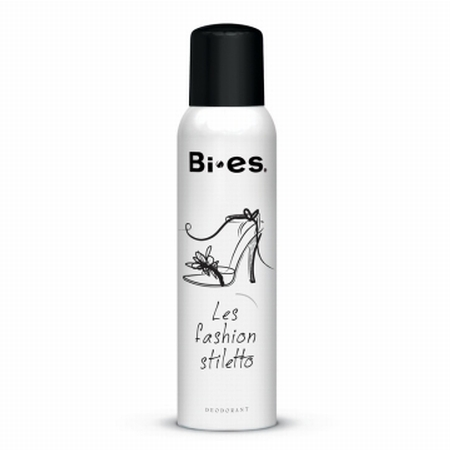 Bi-Es Les Fashion Stiletto - Deodorant for Women 150 ml