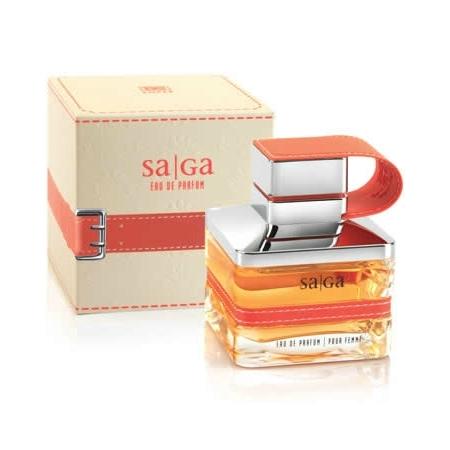 Emper Saga Eau De Toilette Mens Perfume