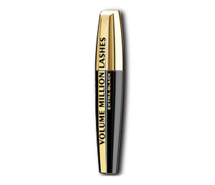 Loreal Volume Million Lashes Extra Black, black 9 ml