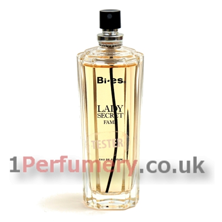 164e2bc3d8 Bi-Es Lady Secret Fame - Eau de Parfüm, tester - www.1perfumery.co.uk