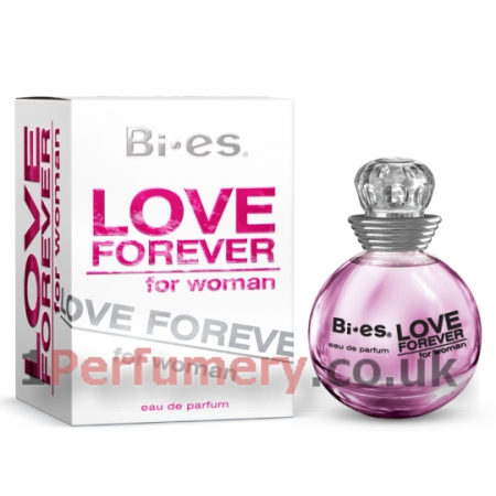 9f6257090c Bi-Es Love Forever White - Eau de Parfum 90 ml- www.1Perfumery.co.uk