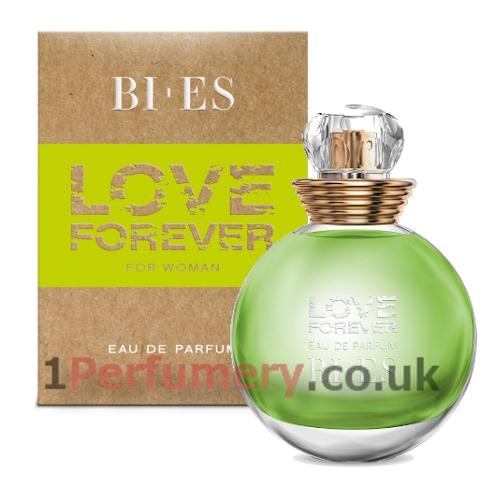 Bi es Love Forever Green Eau de Parfum