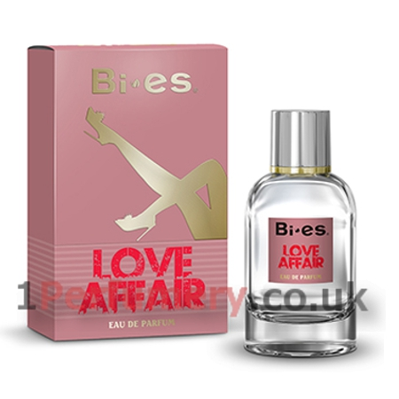 eb40533ce6 Bi-Es Love Affair, Eau de Parfum for Women - 1Perfumery.co.uk