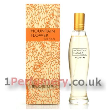 Blue Up Mountain Flower Eau De Parfum For Women 100 Ml