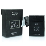 Lamis Touch Of Black de Luxe - Eau de Toilette for men 100 ml
