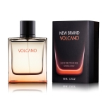 New Brand Volcano - Eau de Toilette for Men 100 ml