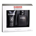 Paris Bleu Ivanhoe - Set for Men, Eau de Toilette, Showergel