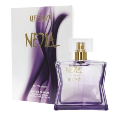 JFenzi Neila - Eau de Parfum for Women 80 ml