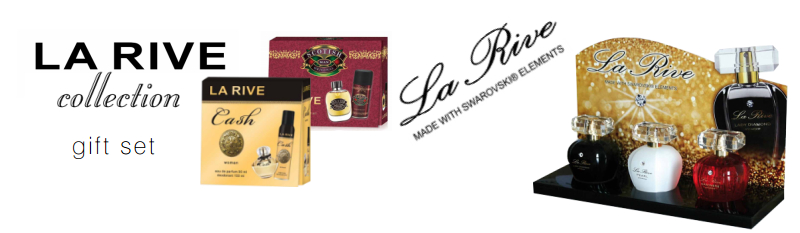 La Rive Gift Set - Perfumery www.1perfumery.co.uk