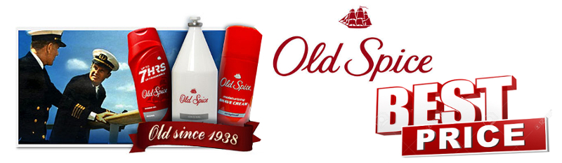 Perfume Old Spice - Perfumery www.1perfumery.co.uk